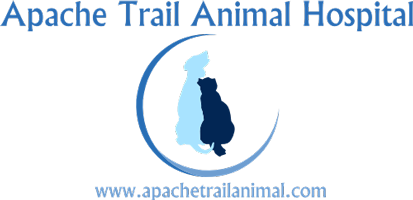 Apache Trail Animal Hospital Retina Logo